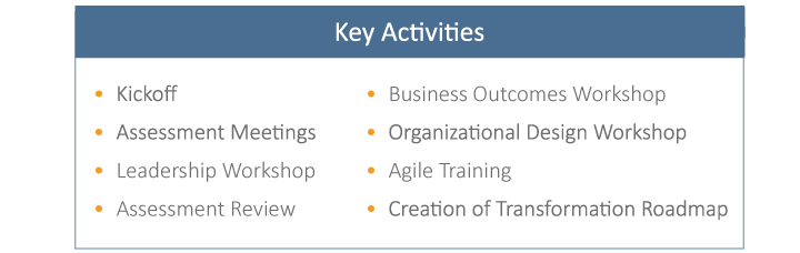 AgileIgnite Chart Agile Software Development