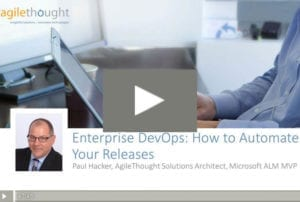 automate releases devops
