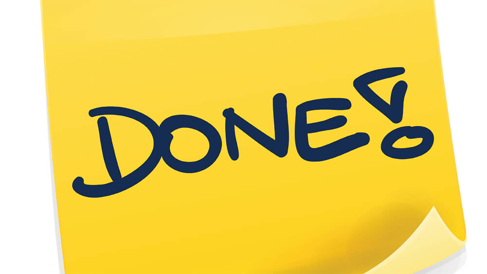 agile definition of done