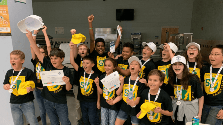 Shorecrest-Lego-League-Competition