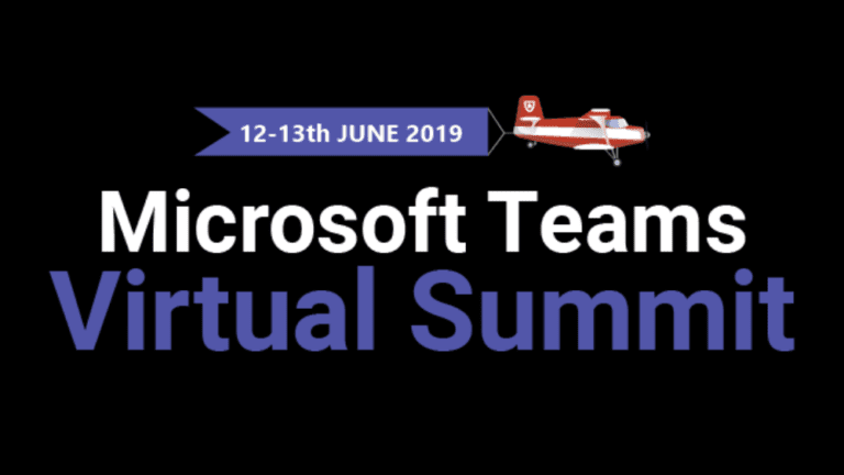 MSFT Teams Virtual Summit