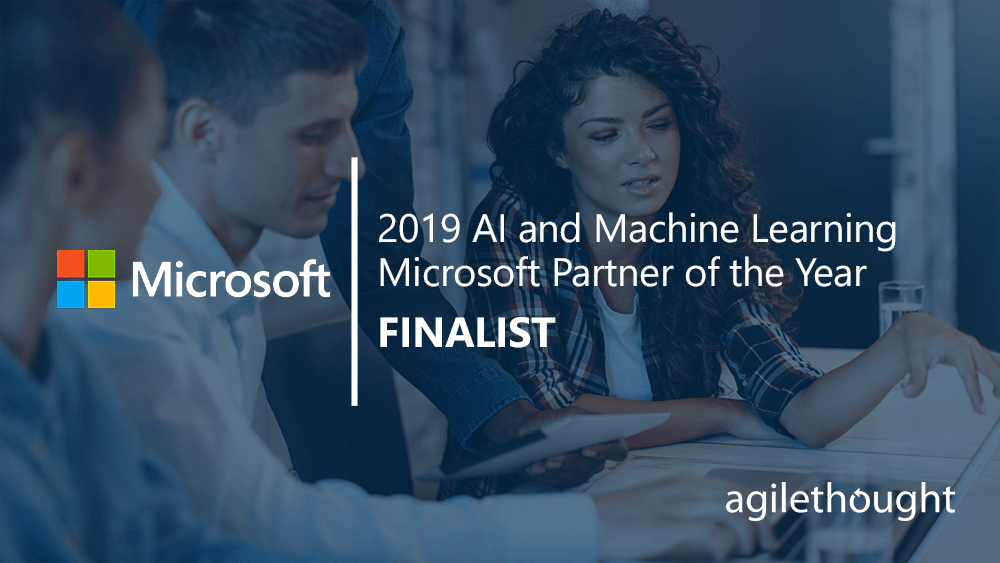 MSFT Partner of the Year - Finalist