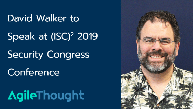 David-walker-isc2-security-congress-conference,