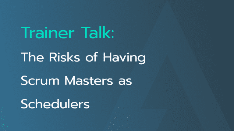Risks-Scrum-Masters-as-Schedulers