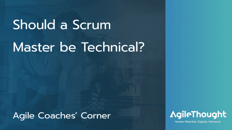 should-a-scrum-master-be-technical