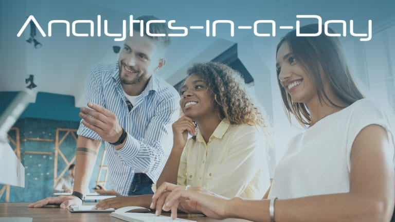 March 25 Analytics-in-a-Day