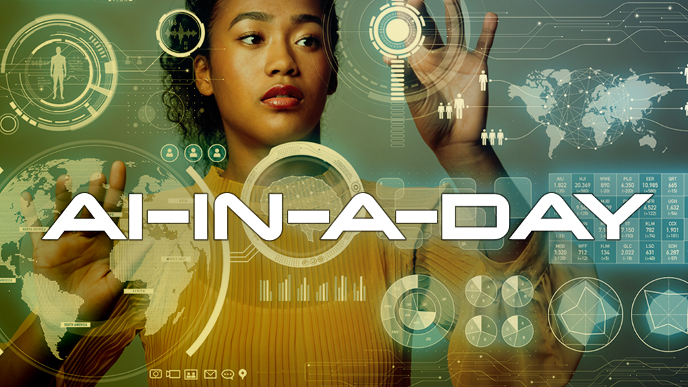 AI-in-a-Day Workshop