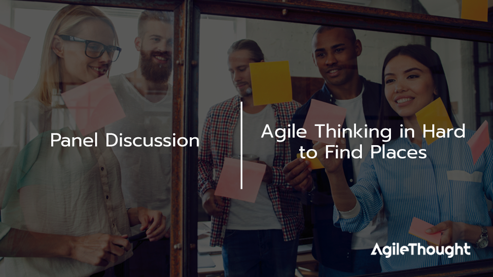 Agile Thinking Hard to Find Places On Demand