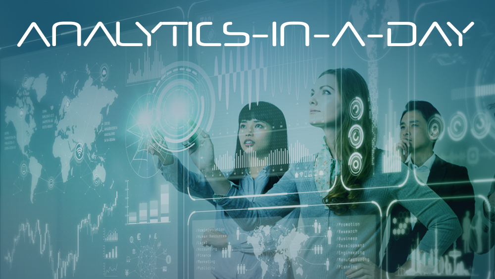 Analytics-in-a-Day Workshop May