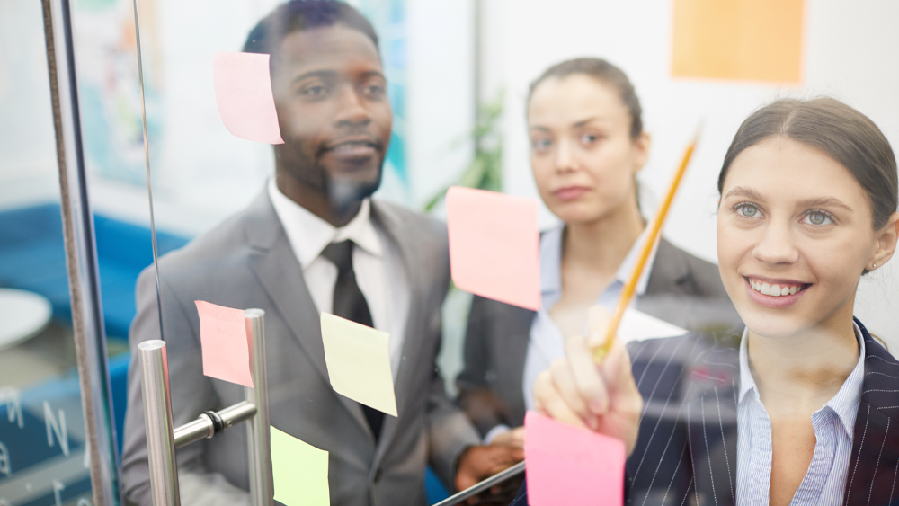 Building an Agile Mindset in the Finance Space