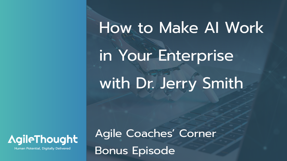 How to Make AI Work in Your Enterprise