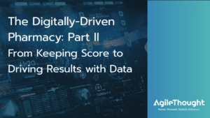 Drive results with your pharmacy's data