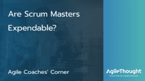 are-scrum-masters-expendable