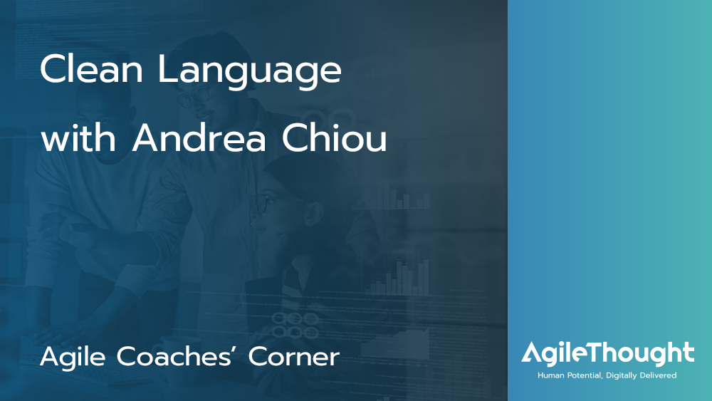 clean language andrea chiou