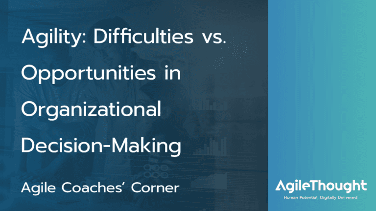 agility-organizational-decision-making