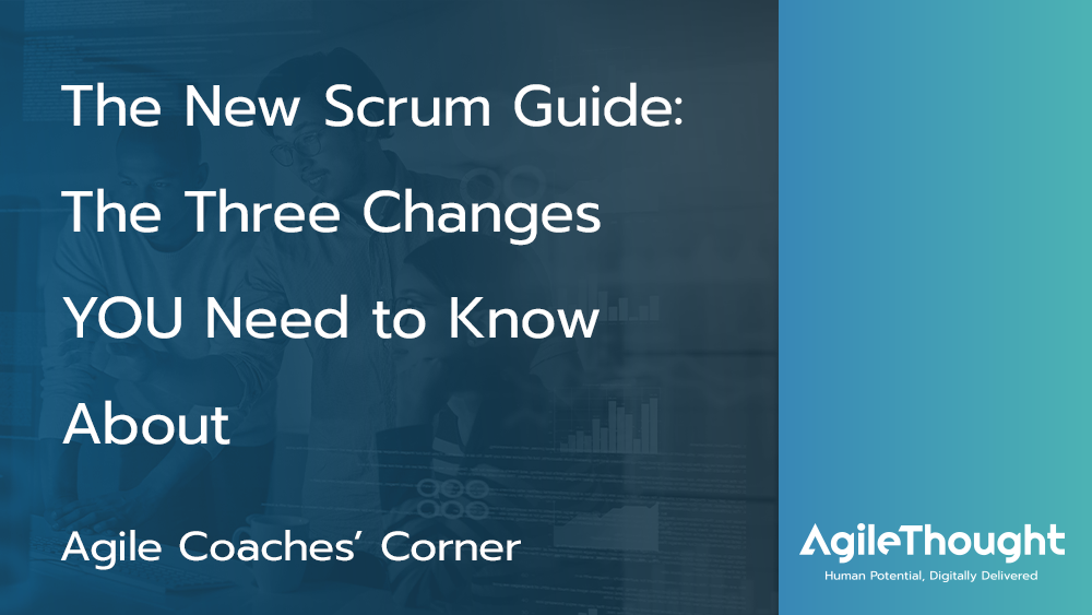 The New Scrum Guide Ep. 128 Podcast