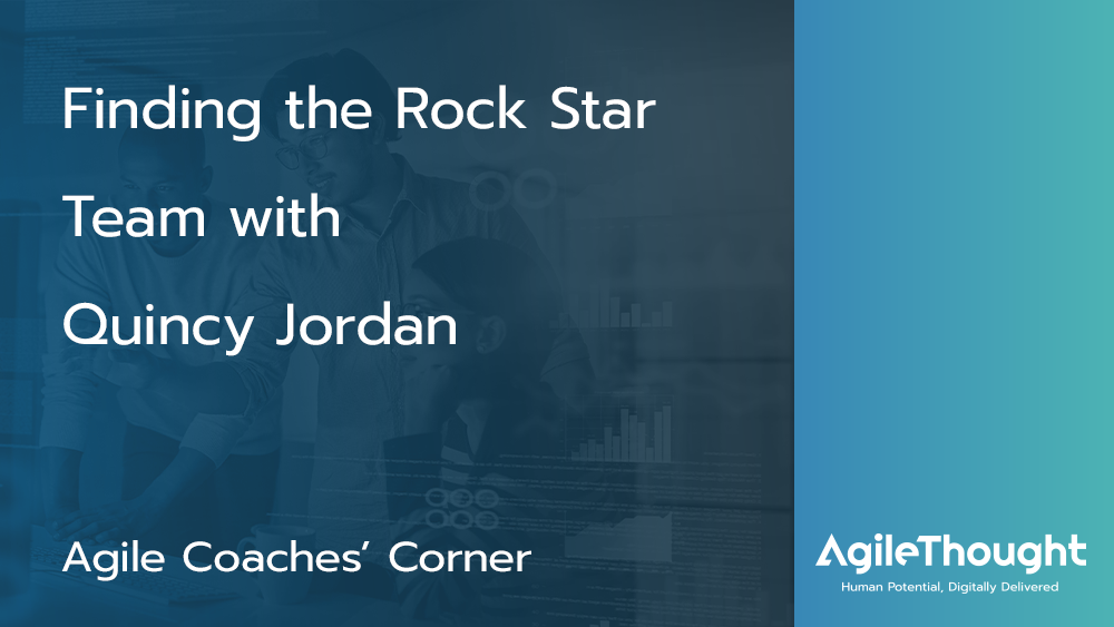 Finding the Rock Star Team