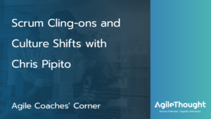 Scrum Cling-ons and Culture Shifts