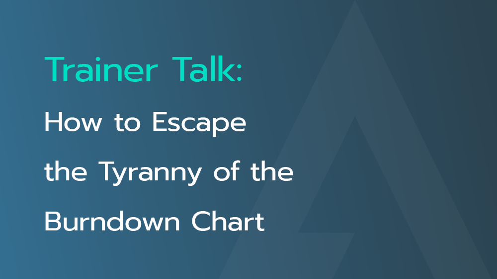 how-to-escape-tyranny-burndown-chart