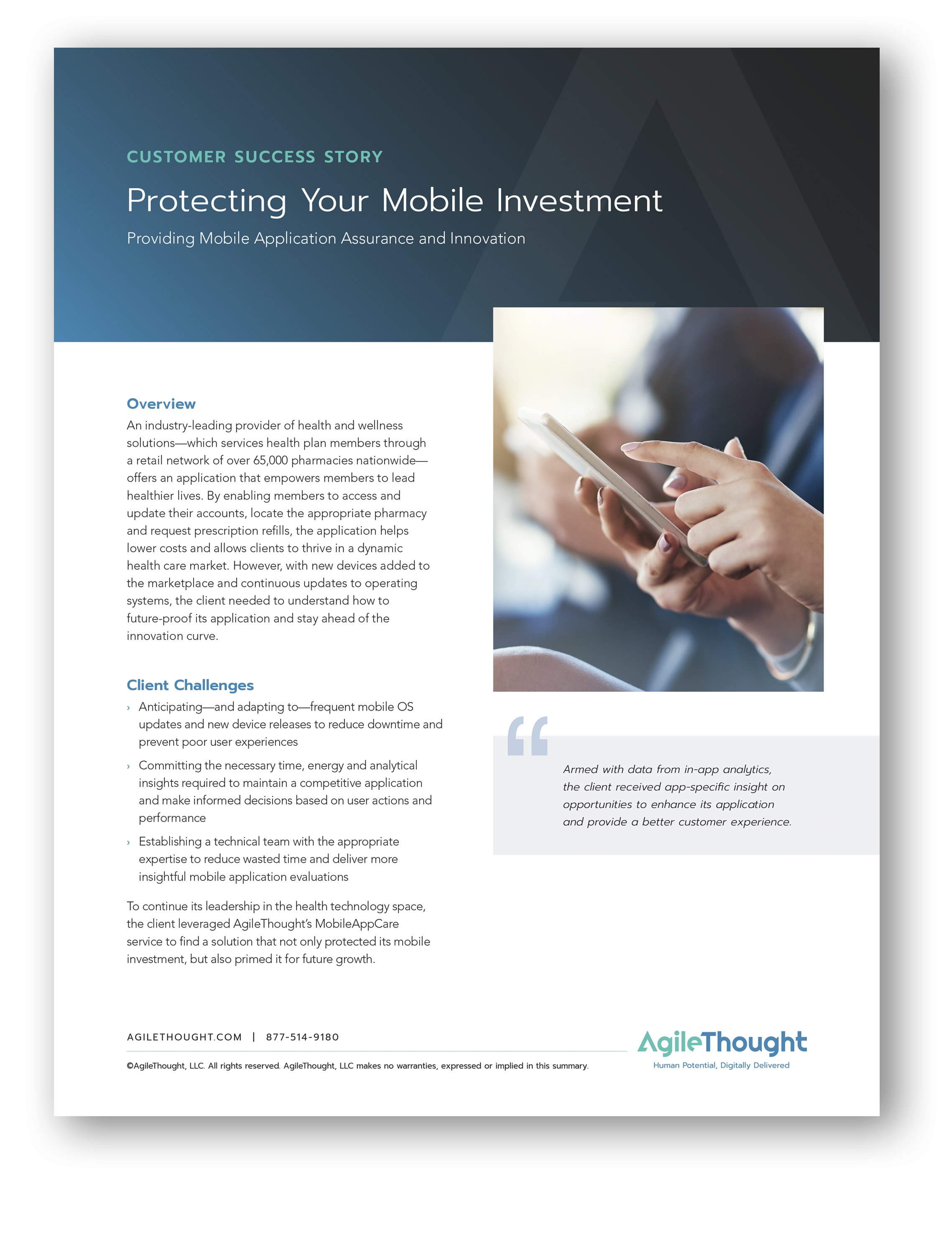 protecting your mobile app investment