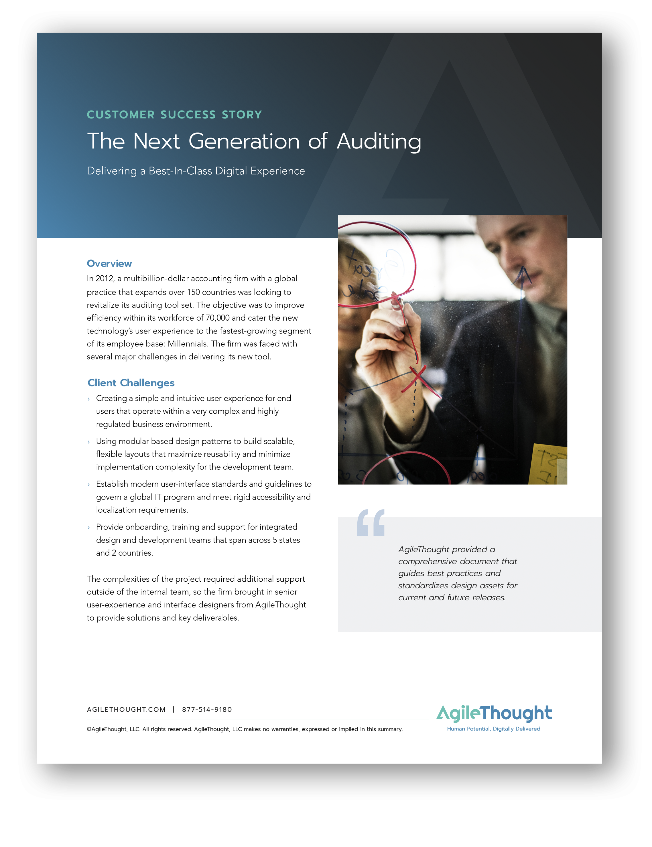 next generation auditing